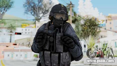 707 Masked from CSO2 para GTA San Andreas