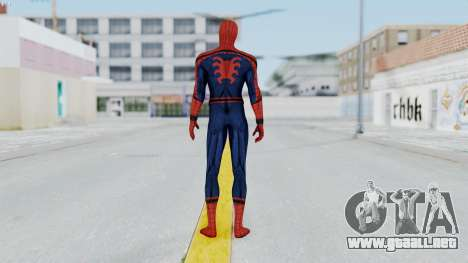 Civil War Spider-Man para GTA San Andreas tercera pantalla