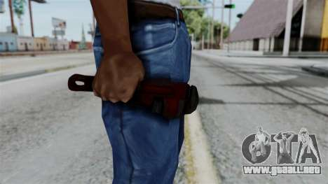 No More Room in Hell - Wrench para GTA San Andreas