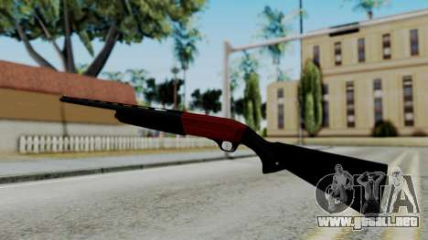 No More Room in Hell - Winchester Super X3 para GTA San Andreas tercera pantalla