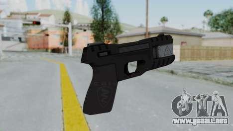 GTA 5 Stun Gun - Misterix 4 Weapons para GTA San Andreas tercera pantalla