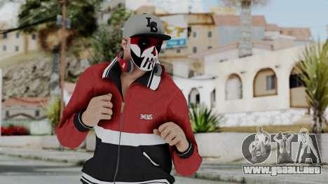 GTA Online DLC Executives and Other Criminals 4 para GTA San Andreas