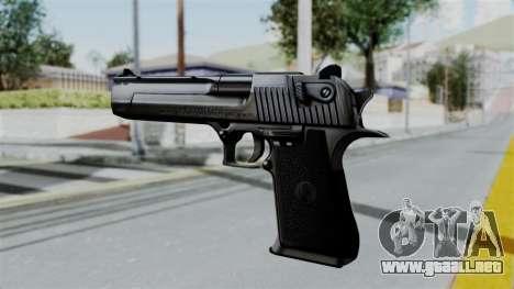 GTA 5 Desert Eagle para GTA San Andreas tercera pantalla