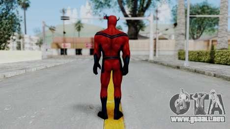 Marvel Future Fight - Giant Man para GTA San Andreas tercera pantalla