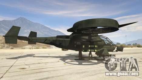 GTA 5 AT-99 Scorpion segunda captura de pantalla