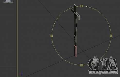 SCB Shup para GTA San Andreas tercera pantalla