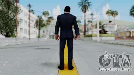 Marvel Future Fight Agent Coulson v1 para GTA San Andreas tercera pantalla