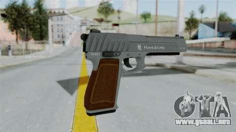 GTA 5 Pistol .50 para GTA San Andreas tercera pantalla