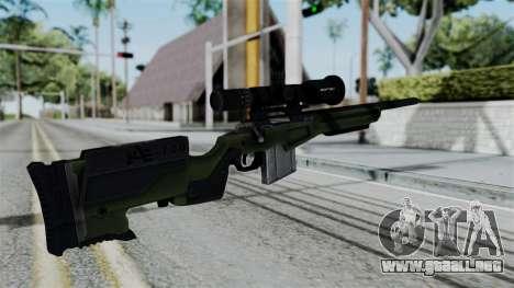 No More Room in Hell - JAE-700 para GTA San Andreas segunda pantalla