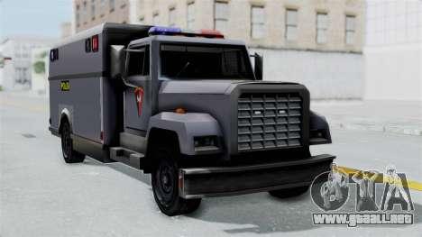 Indonesian Police BRIMOB Enforcer para GTA San Andreas