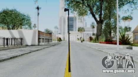 GTA 5 Golf Club para GTA San Andreas segunda pantalla