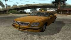 GAZ 31105 Volga Taxi FIV