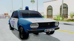 Dacia 1300 Police