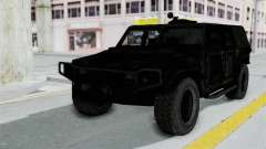 HMLTV-998 BULDOG from Crysis 2 para GTA San Andreas