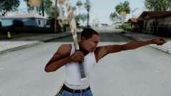 GTA 5 Baseball Bat 5 para GTA San Andreas