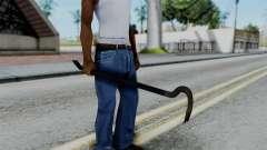 No More Room in Hell - Crowbar para GTA San Andreas