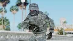 Acu Soldier Balaclava v2 para GTA San Andreas