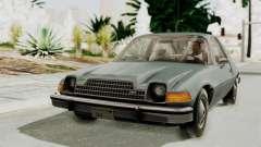 AMC Pacer 1978 IVF para GTA San Andreas