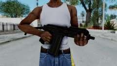 9A-91 Ironsight para GTA San Andreas