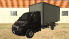 Fiat Ducato Work Fan v1 para GTA San Andreas