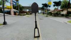 No More Room in Hell - Entrenchment Tool para GTA San Andreas