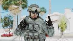 Acu Soldier 1 para GTA San Andreas