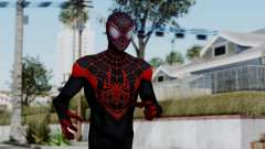 Marvel Future Fight Spider Man Miles v1 para GTA San Andreas