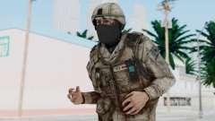 Crysis 2 US Soldier 7 Bodygroup A para GTA San Andreas