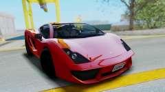 GTA 5 Pegassi Vacca SA Style