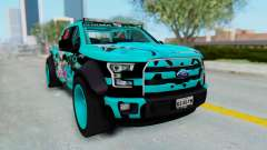 Ford F-150 2015 Drift Gym para GTA San Andreas