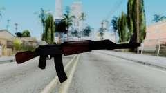 GTA 3 AK-47