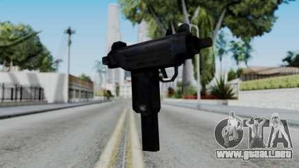 GTA 3 Uzi para GTA San Andreas