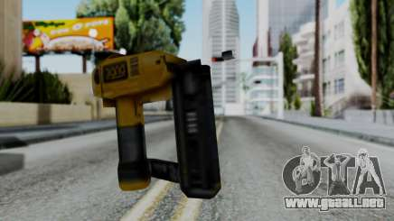 Vice City Beta Nailgun para GTA San Andreas