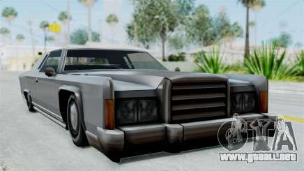 Aumentada Remington para GTA San Andreas