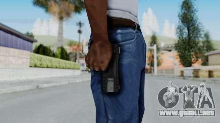 GTA 5 Stun Gun - Misterix 4 Weapons para GTA San Andreas