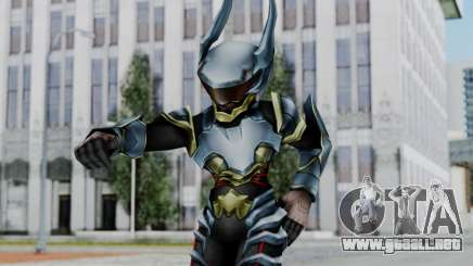 Kingdom Hearts BBS - Ventus Armored v2 para GTA San Andreas