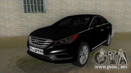 Iranian Hyundai Sonata Turbo para GTA San Andreas
