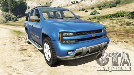 Chevrolet TrailBlazer para GTA 5