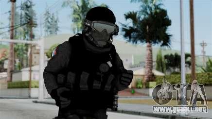 Serbian Zandarmerija v2 para GTA San Andreas