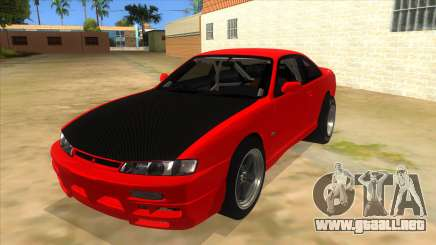 Nissan Silvia S14 Drag para GTA San Andreas