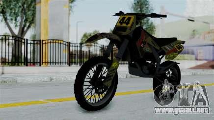 GTA 5 Shrewsbury Sanchez para GTA San Andreas
