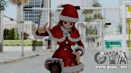 One Piece Pirate Warriors - Nami Christmas DLC para GTA San Andreas