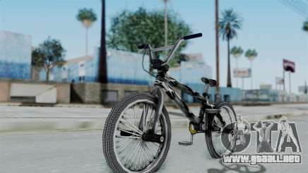 GTA 5 BMX Camo para GTA San Andreas