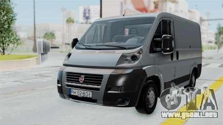Fiat Ducato para GTA San Andreas