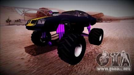 GTA 5 Imponte Phoenix Monster Truck para GTA San Andreas