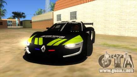 Renault Sport RS 01 INTERCEPTOR para GTA San Andreas