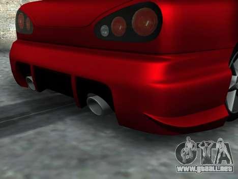 Elegy PFR v1.0 para visión interna GTA San Andreas