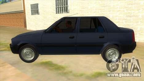 Dacia Solenza V2 para GTA San Andreas left