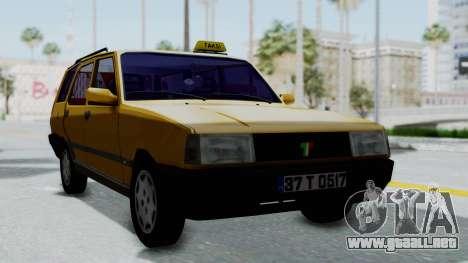 Tofas Kartal Taxi para GTA San Andreas