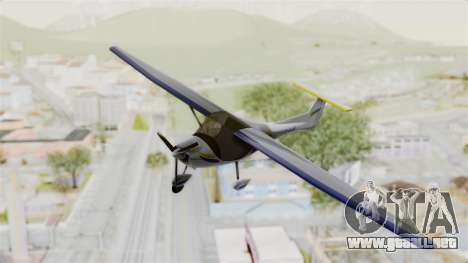 Ultralight Allegro 2000 v2 para GTA San Andreas